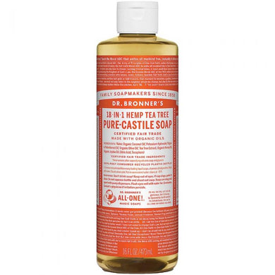 Dr. Bronner's: Liquid Soap
