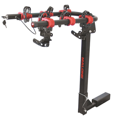 Malone: Runway HM3 OS - Hitch Mount 3 Bike Carrier (1.25
