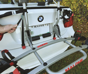 Malone: Pilot BC2 - Back of Car Platform Bike Carrier