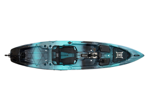 Perception: Pescador Pilot 12.0 (Paddle Included)