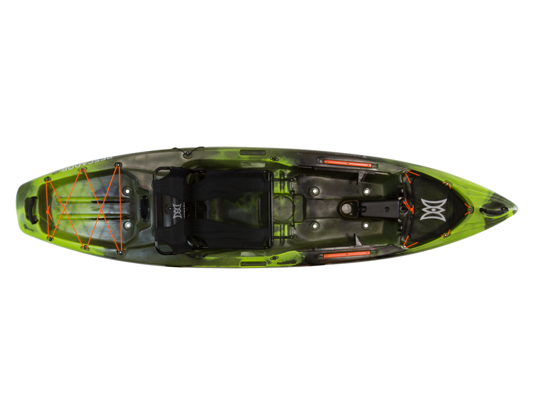 Perception: Pescador Pro 10.0 (Paddle Included)