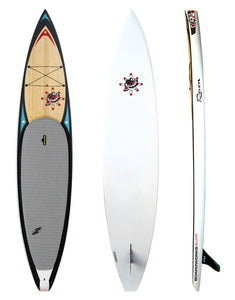"Boardworks: Raven 12'6"" (Paddle Included)"