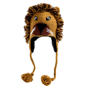 Nirvanna Designs: Lion Hat