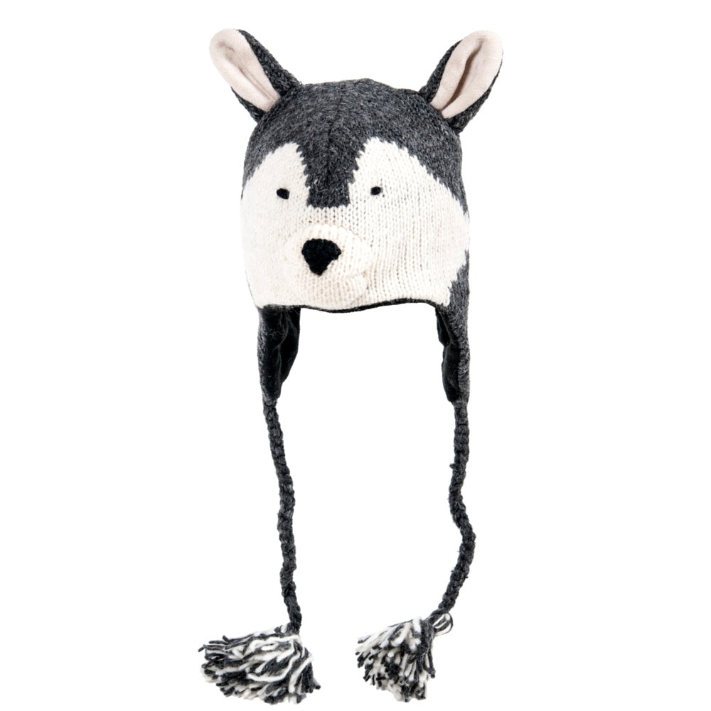 Nirvanna Designs: Wolf Hat