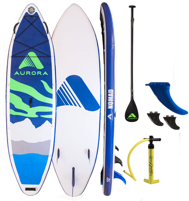 Aurora: Nomad (Paddle & Pump Included)