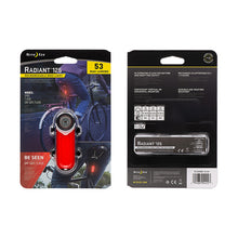 Load image into Gallery viewer, Nite Ize: Radiant 125 Rechargeable Bike Light