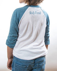 Denim Ruly Emil Baseball Tee