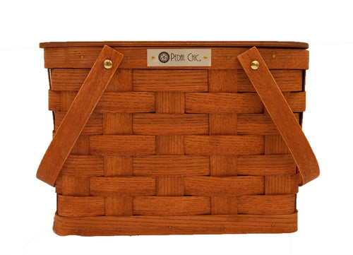 Pedal Chic Rear Picnic Basket