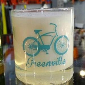 Bicycle Soy Candle - Pedal Chic