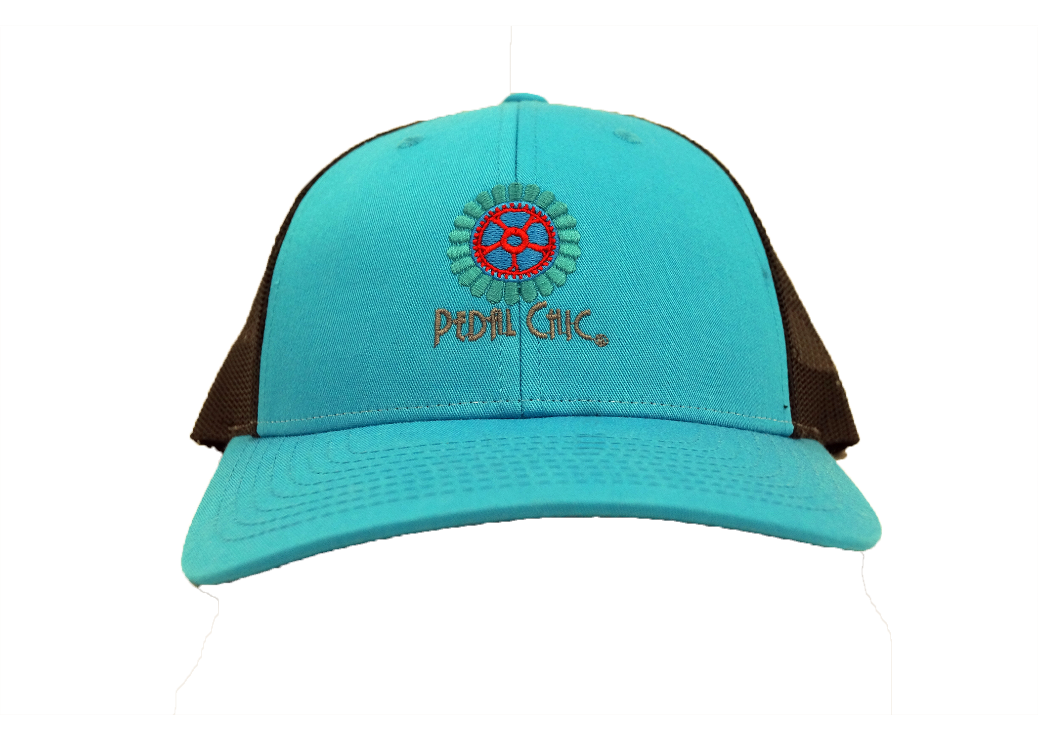 Pedal Chic Trucker Hat