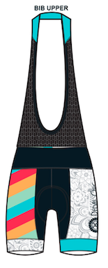 Pedal Chic 2017 Bib Short