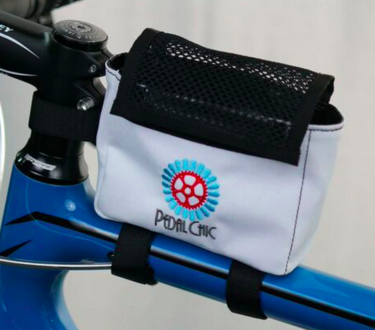 Pedal Chic Tri Box - White