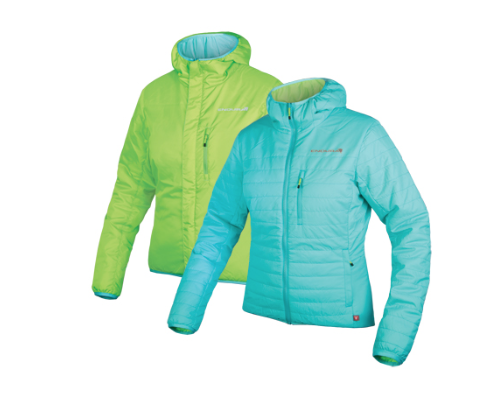 Endura Women's FlipJak Reversible Jacket - Pedal Chic