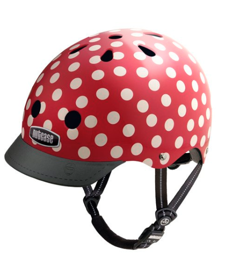 Nutcase Helmet Mini Dots