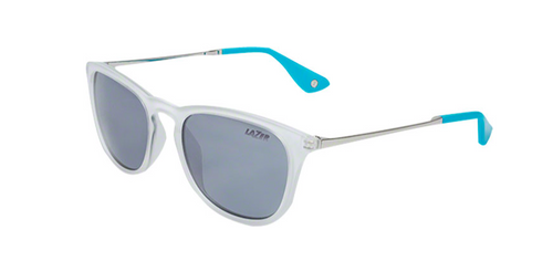 Lazer Waymaker 2 Sunglasses: Matte Crystal White - Pedal Chic