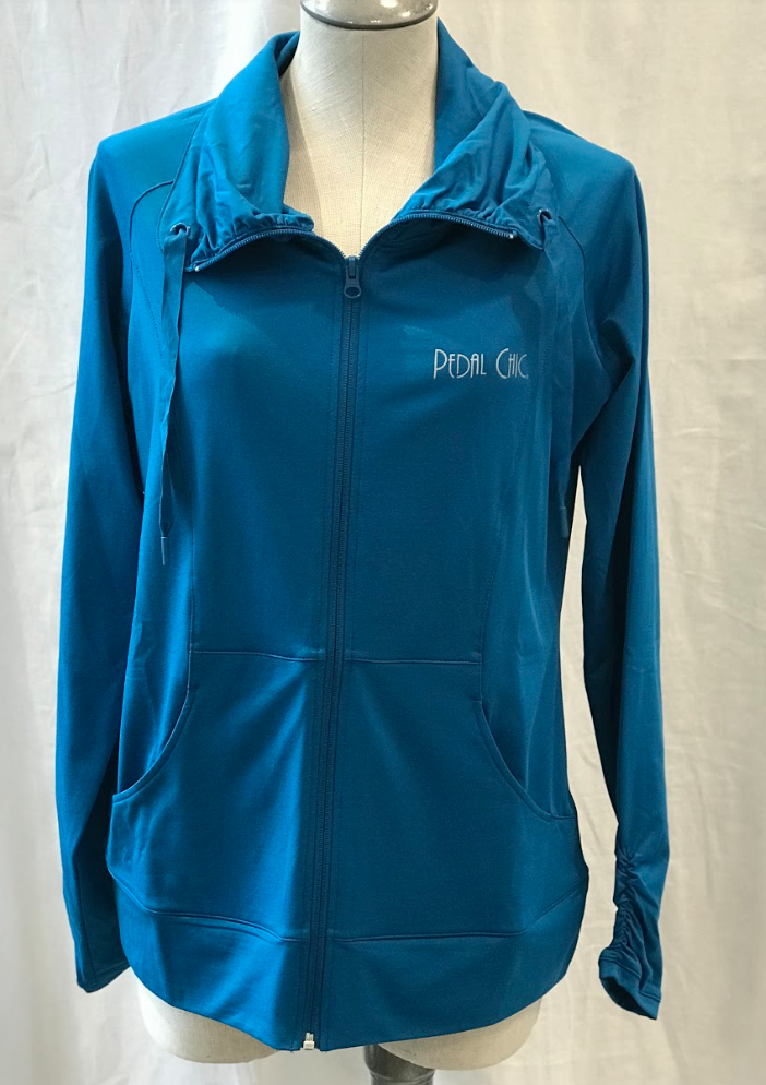 Pedal Chic 2018 Full Zip Jacket