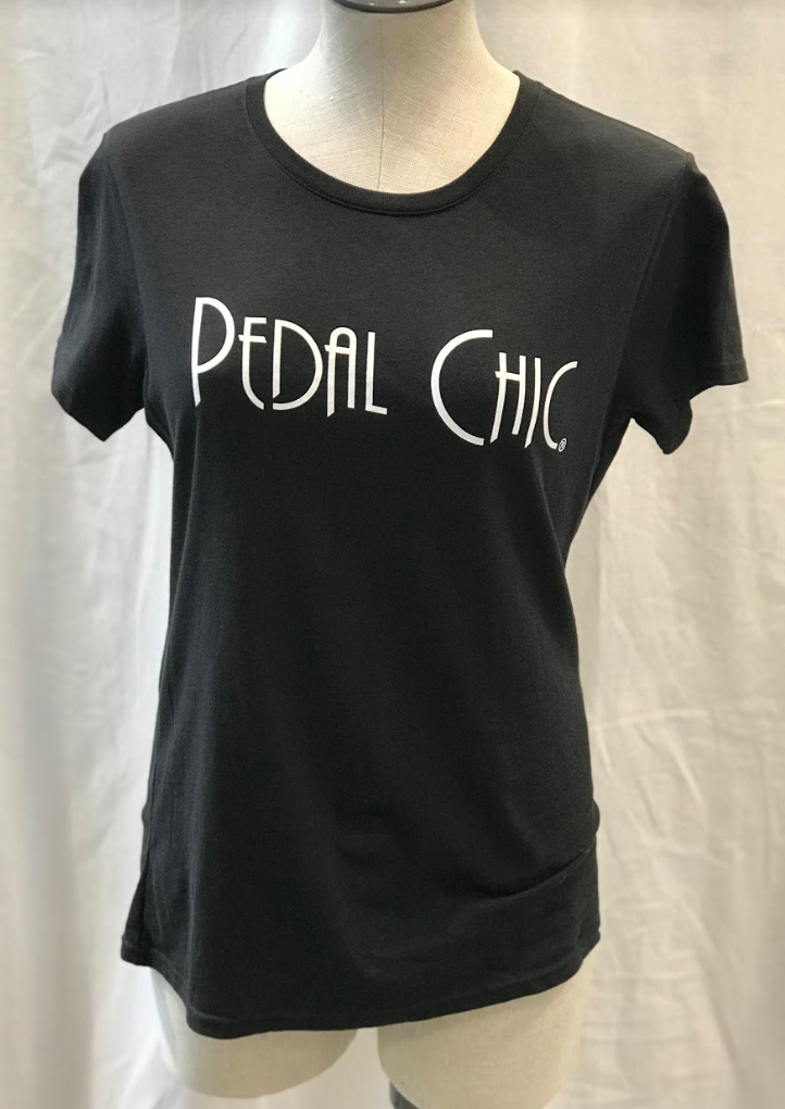 Pedal Chic Short Sleeve Tee
