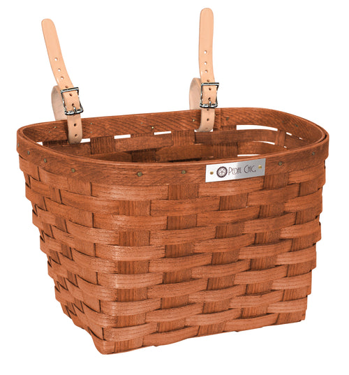 Pedal Chic Bike Basket Cherry Large