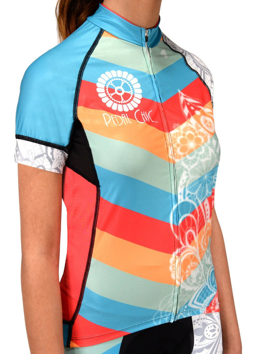 Pedal Chic 2017 Short Sleeve Jersey