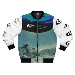 Chronic Athletics Men's First Descent Bomber Jacket