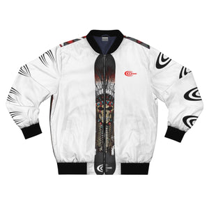 Chronic Athletics Men's Street Team Bomber Jacket