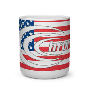 Chronic™ Athletics Heart Shape Team Chronic Mug!