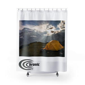 Chronic™ Athletics Team Himalayan Power Shower Curtains