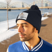 Load image into Gallery viewer, Chronic™ Team Label Pom Pom Beanie