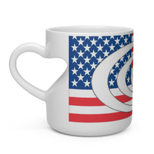 Load image into Gallery viewer, Chronic™ Athletics Heart Shape Team Chronic Mug!