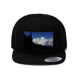 Chronic™ Athletics #GoHigher Unisex Flat Bill Hat