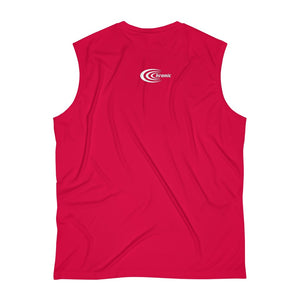 Chronic™ Performance Sleeveless Tee  sweat-wicking, breathable material to keep you cool, dry and comfortable.