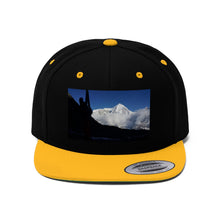 Load image into Gallery viewer, Chronic™ Athletics #GoHigher Unisex Flat Bill Hat