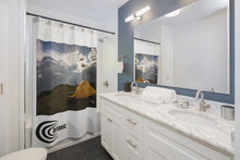 Load image into Gallery viewer, Chronic™ Athletics Team Himalayan Power Shower Curtains