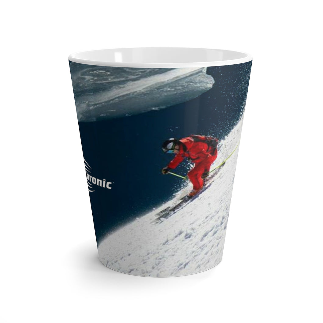 Chronic® Athletics Ski Portillo Latte mug