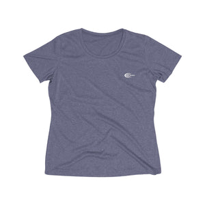 Chronic® Athletics Women's Heather Wicking Tee