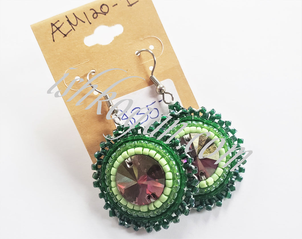 Avocado Earrings