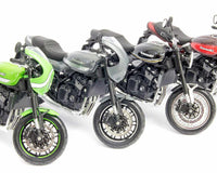 Cool retro Kawasaki models from Maisto