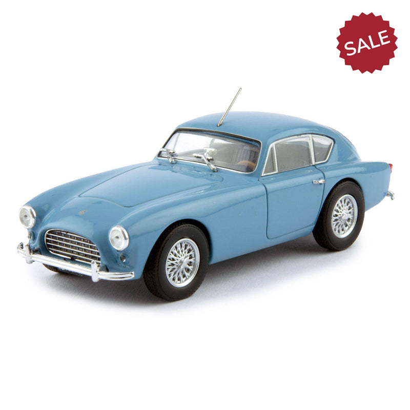 AC Aceca Diecast Model Car blue - 1:43 Scale-Atlas Editions-Diecast Model Centre
