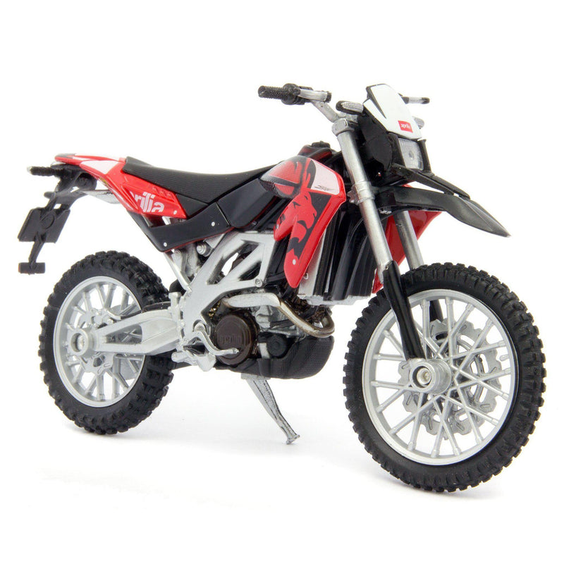 Aprilia RVX 450 Diecast Model Motorcycle - 1:18 Scale-Welly-Diecast Model Centre