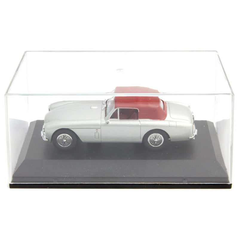 Aston Martin DB2 MkIII DHC Diecast Model Car grey - 1:43 Scale-Oxford Diecast-Diecast Model Centre