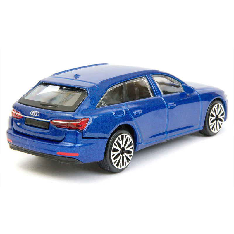Audi A6 Avant Diecast Toy Car - 1:43 Scale-Bburago-Diecast Model Centre