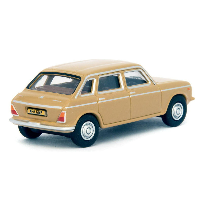 Austin Maxi Diecast Model Car gold - 1:76 Scale-Oxford Diecast-Diecast Model Centre