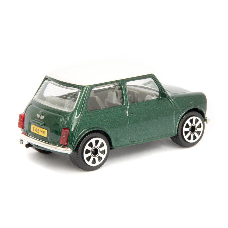 Austin Mini Cooper Diecast Toy Car - 1:43 Scale-Bburago-Diecast Model Centre