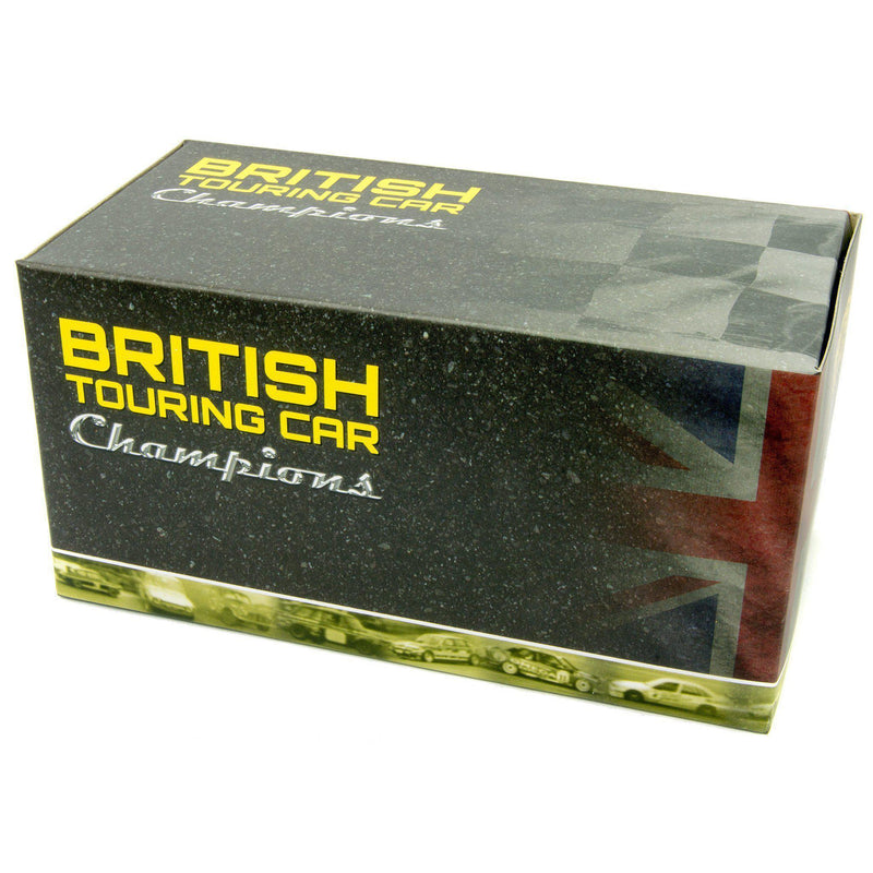 Austin Mini Cooper S Diecast Model Car BTCC 1969 Poole - 1:43 Scale-Atlas Editions-Diecast Model Centre
