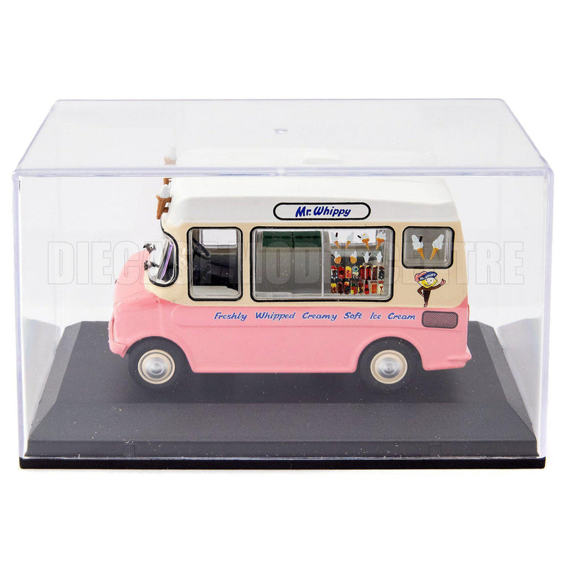 Bedford CF Ice Cream Van Diecast Model Mr Whippy - 1:43 Scale-Oxford Diecast-Diecast Model Centre