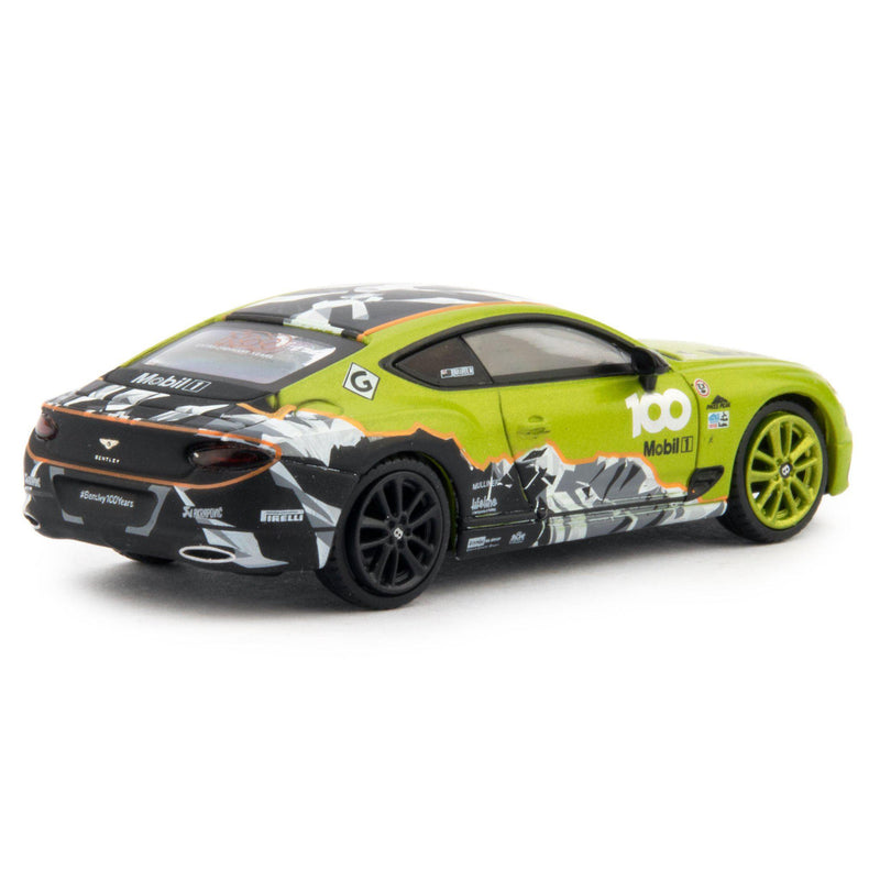 Bentley Continental GT Diecast Model Car Pikes Peak Hill Climb 2019 - 1:64 Scale-TrueScale Miniatures-Diecast Model Centre