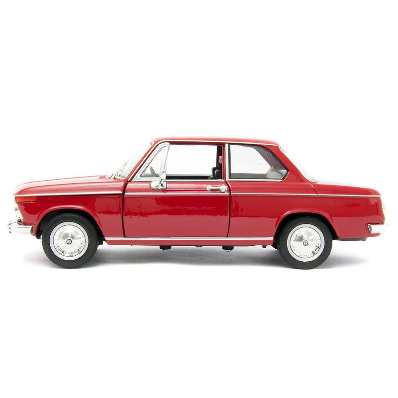 BMW 2002 ti Diecast Model Car red - 1:24 Scale-Welly-Diecast Model Centre