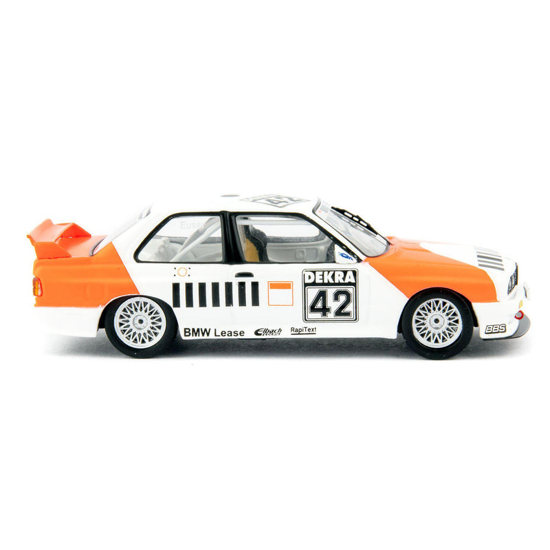 BMW M3 Diecast Model Car DTM 1991 Euser - 1:43 Scale-Classic Model Replicars-Diecast Model Centre
