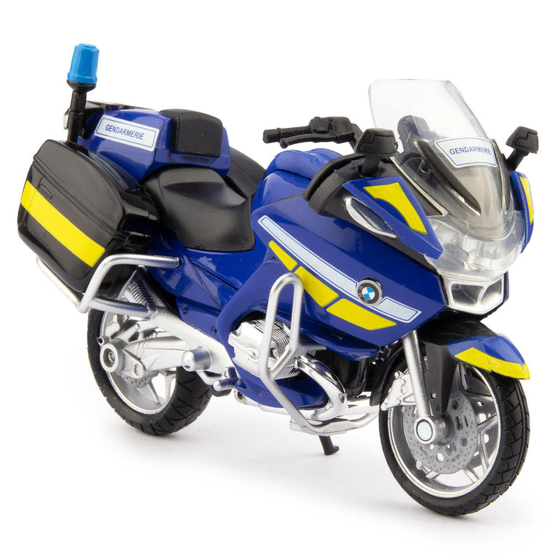 BMW R 1200 RT-P Diecast Model Motorcycle Gendarmerie - 1:18 Scale-NewRay-Diecast Model Centre