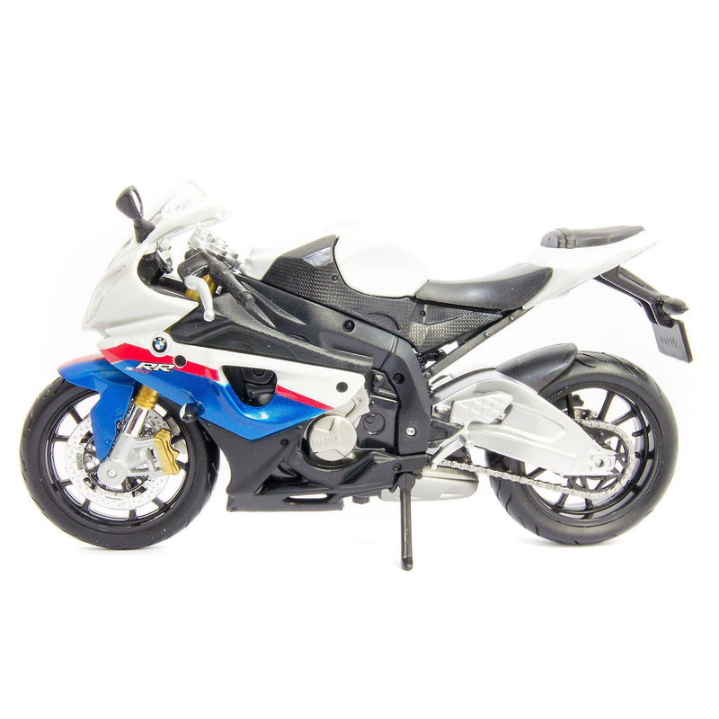 BMW S 1000 RR Diecast Model Motorcycle - 1:12 Scale-Maisto-Diecast Model Centre